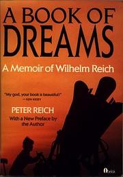 Book of Dreams de Peter Reich
