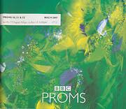 Bach Day - Proms 50, 51 & 52 - Proms Concert…