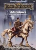 Forgotten Realms Adventures by Jeff Grubb