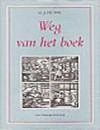 Weg van het boek by Hupse,