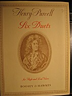 Duets for High and Low Voices by Henry…