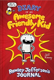 Diary of an Awesome Friendly Kid: Rowley…