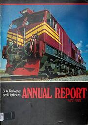 Annual Report 1978-79 – tekijä: J. G. H.…