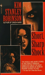 A Short, Sharp Shock cover