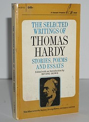 The Selected Writings of Thomas Hardy av…