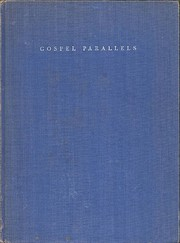 Gospel Parallels av Jr. Burton H.…