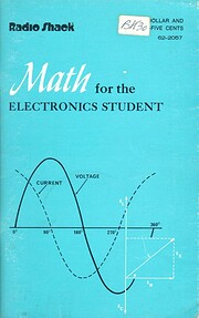 Math for the electronics student –…