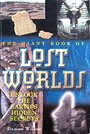 The GIANT BOOK OF LOST WORLDS. - Damon Wilson