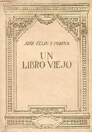 Un libro viejo: comedia en tres actos av…