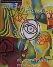 Essentials of Psychology by Douglas A.…