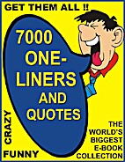 7000 ONE-LINERS ANS QUOTES by Jack Young