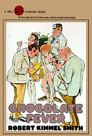 Chocolate Fever af Robert Kimmel Smith