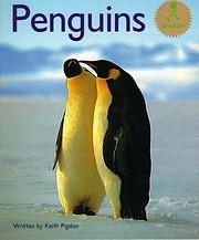 Penguins (alphakids) af Keith Pigdon