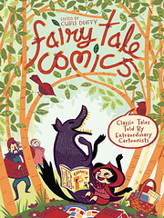 Fairy Tale Comics: Classic Tales Told by…