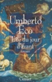 L'Île du jour d'avant de Umberto Eco