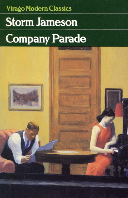 Company Parade cover