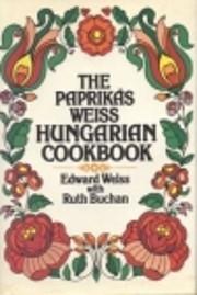 The Paprikas Weiss Hungarian Cookbook av…