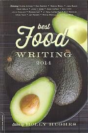 Best food writing 2014 por Holly Hughes