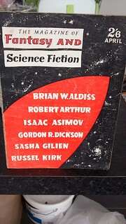 Fantasy And Science Fiction April 1963 Vol.…
