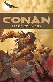 Conan Volume 8: Black Colossus (Conan the…