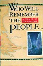 Who Will Remember the People... by Jean…