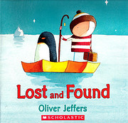 Lost and Found av Oliver Jeffers