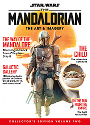 Star Wars: The Mandalorian - The Art and the…