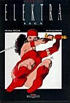 Elektra saga. 3 by Frank Miller