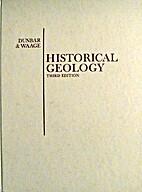 Historical Geology by Carl O. Dunbar