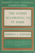 Harper's New Testament Commentaries : The…