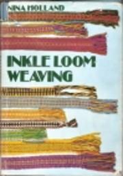 Inkle Loom Weaving av Nina Holland