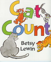 Cat Count af Betsy Lewin