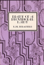 Diary of a Provincial Lady by E.M. Delafield
