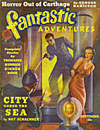 Fantastic adventures. No. 003 (Sep 1939) by…