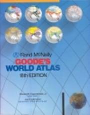 Goodes World Atlas af J. Paul Goode