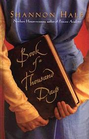 Book of a Thousand Days av Shannon Hale