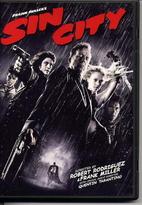 Sin City [2005 film] by Robert Rodriguez