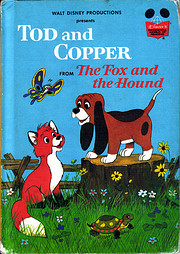 TOD AND COPPER (Disney's wonderful world of…