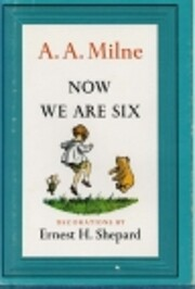 Now We Are Six por Milne