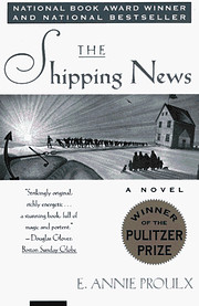 The Shipping News av E. Annie Proulx