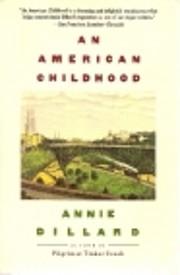 An American Childhood – tekijä: Annie…