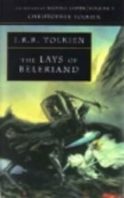 The Lays of Beleriand de J. R. R. Tolkien