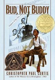 Bud, Not Buddy de Christopher Paul Curtis