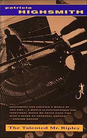 The Talented Mr. Ripley – tekijä:…