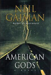 American Gods por Neil Gaiman