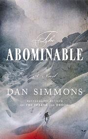 The abominable por Dan Simmons