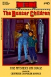 The Mystery On Stage The Boxcar Children #43…