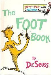 Foot Book, The de Dr. Seuss