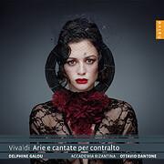 Vivaldi - Arias for contralto. CD av…