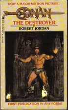 Conan The Destroyer by Robert Jordan